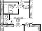 Квартиры,  Нижегородская область Богородск, цена 2 310 000 рублей, Фото