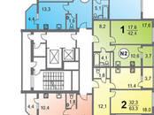 Квартиры,  Ярославская область Ярославль, цена 3 164 000 рублей, Фото