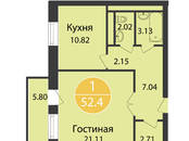 Квартиры,  Москва Электрозаводская, цена 16 283 064 рублей, Фото