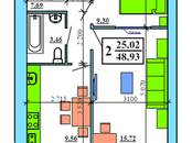 Квартиры,  Рязанская область Рязань, цена 1 806 000 рублей, Фото