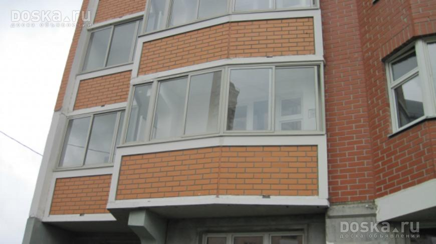 Металлопластиковые окна для балкона сапожок серии п44т..