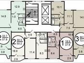 Квартиры,  Москва Кантемировская, цена 8 950 000 рублей, Фото