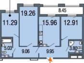 Квартиры,  Санкт-Петербург Елизаровская, цена 8 169 260 рублей, Фото