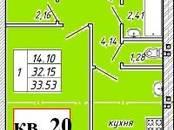 Квартиры,  Ленинградская область Выборгский район, цена 1 380 765 рублей, Фото