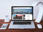 Интернет-услуги Web-дизайн и разработка сайтов, цена 5 000 рублей, Фото