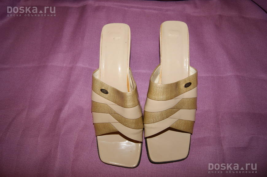 Купить женскую обувь сабо с доставкой в Интернет