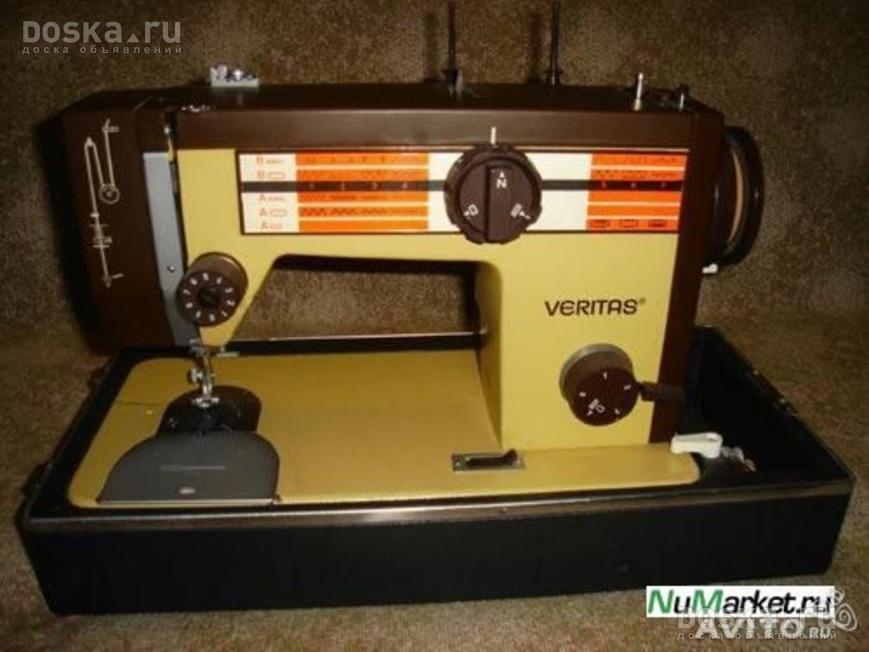 швейные машинки veritas фото
