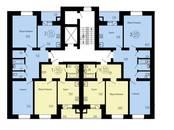 Квартиры,  Рязанская область Рязань, цена 1 395 000 рублей, Фото