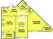 Квартиры,  Рязанская область Рязань, цена 2 165 000 рублей, Фото