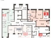 Квартиры,  Москва Люблино, цена 7 346 176 рублей, Фото