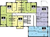 Квартиры,  Москва Бунинская аллея, цена 3 850 000 рублей, Фото