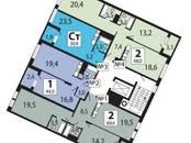 Квартиры,  Москва Алтуфьево, цена 7 057 980 рублей, Фото