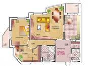 Квартиры,  Краснодарский край Краснодар, цена 7 868 960 рублей, Фото