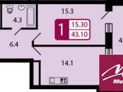 Квартиры,  Московская область Ивантеевка, цена 2 897 310 рублей, Фото