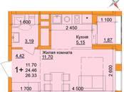Квартиры,  Рязанская область Рязань, цена 947 000 рублей, Фото