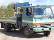 Аренда транспорта Грузовые авто, цена 1 100 р., Фото