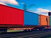 Перевозка грузов и людей Железнодорожные перевозки, цена 1 000 рублей, Фото