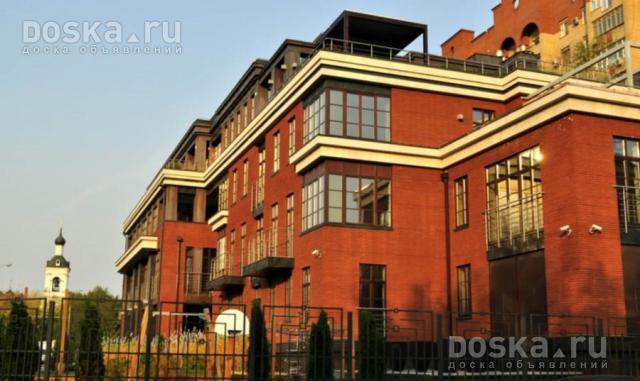 3-комнатная квартира площадью 150 квм в жк park residence, голутвинский 1-й пер, 7 цена 375 000 000 руб