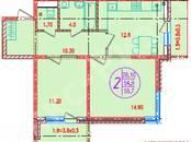 Квартиры,  Краснодарский край Краснодар, цена 3 068 095 рублей, Фото