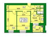 Квартиры,  Рязанская область Рязань, цена 2 423 000 рублей, Фото