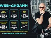 Интернет-услуги Web-дизайн и разработка сайтов, цена 2 500 рублей, Фото