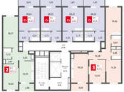 Квартиры,  Санкт-Петербург Звездная, цена 6 526 065 рублей, Фото