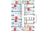 Квартиры,  Москва Ул. Скобелевская, цена 4 834 050 рублей, Фото