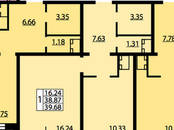 Квартиры,  Санкт-Петербург Площадь мужества, цена 4 250 000 рублей, Фото