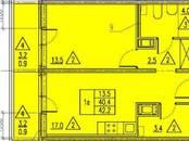 Квартиры,  Ленинградская область Всеволожский район, цена 2 026 000 рублей, Фото