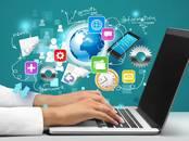 Интернет-услуги Web-дизайн и разработка сайтов, цена 35 000 рублей, Фото
