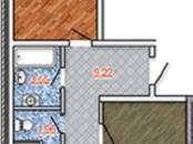 Квартиры,  Краснодарский край Краснодар, цена 2 300 000 рублей, Фото