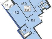 Квартиры,  Санкт-Петербург Комендантский проспект, цена 8 190 440 рублей, Фото