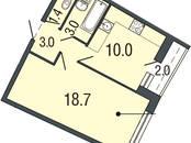 Квартиры,  Санкт-Петербург Комендантский проспект, цена 4 202 440 рублей, Фото