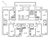 Квартиры,  Ленинградская область Всеволожский район, цена 5 631 700 рублей, Фото