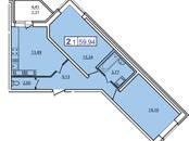 Квартиры,  Ленинградская область Всеволожский район, цена 5 174 400 рублей, Фото