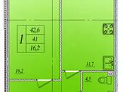 Квартиры,  Ленинградская область Всеволожский район, цена 3 266 010 рублей, Фото