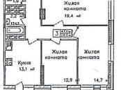 Квартиры,  Новосибирская область Новосибирск, цена 4 580 000 рублей, Фото