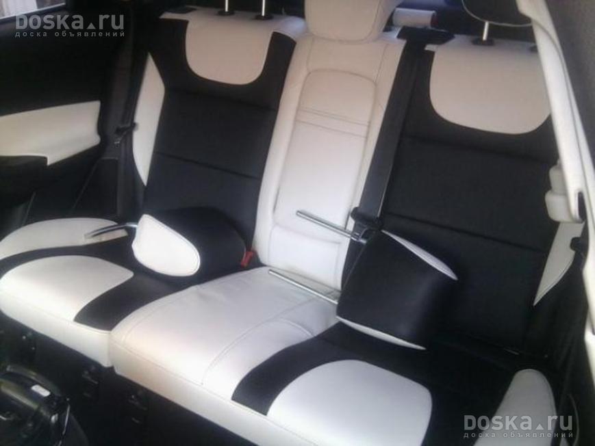 Фото - Авточехлы на иномарки с установкой в СПб (купить, продать, услуги, б
