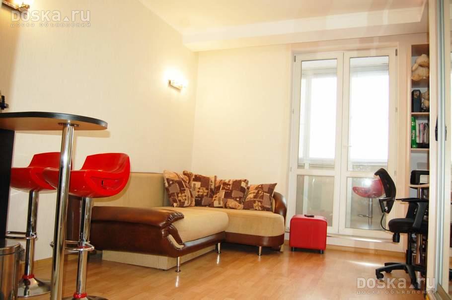Продажа 1-комнатной квартиры, одинцово, солнечная д11