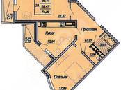 Квартиры,  Краснодарский край Краснодар, цена 3 413 200 рублей, Фото