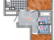 Квартиры,  Краснодарский край Краснодар, цена 2 228 000 рублей, Фото