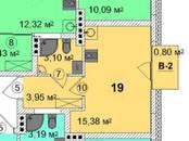 Квартиры,  Республика Башкортостан Уфа, цена 1 292 820 рублей, Фото