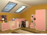 Детская мебель Кроватки, цена 13 600 рублей, Фото