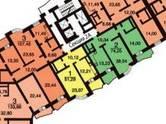 Квартиры,  Московская область Красногорск, цена 6 966 816 рублей, Фото