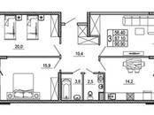 Квартиры,  Краснодарский край Новороссийск, цена 4 106 000 рублей, Фото