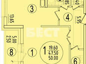 Квартиры,  Москва Крылатское, цена 8 999 999 рублей, Фото