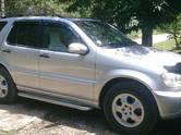 Mercedes ML270, цена 750 000 рублей, Фото