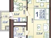 Квартиры,  Рязанская область Рязань, цена 1 003 548 рублей, Фото