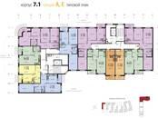 Квартиры,  Ленинградская область Всеволожский район, цена 4 643 180 рублей, Фото
