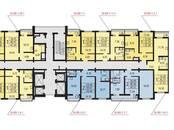 Квартиры,  Санкт-Петербург Комендантский проспект, цена 3 977 200 рублей, Фото